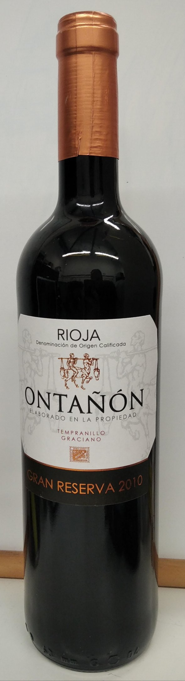 Ontanon, Gran Reserva, Rioja