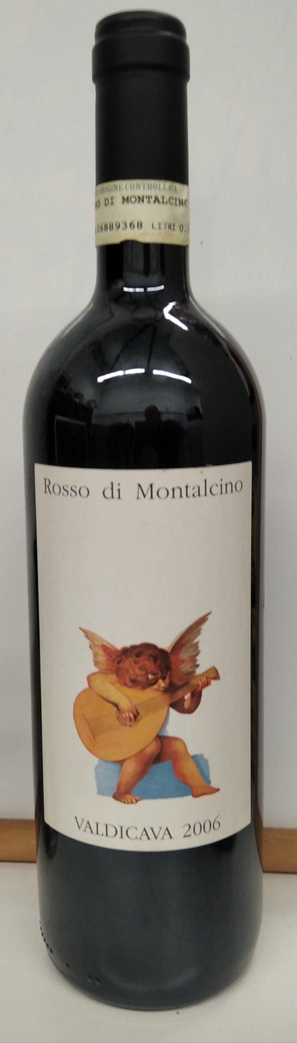 Valdicava, Rosso di Montalcino