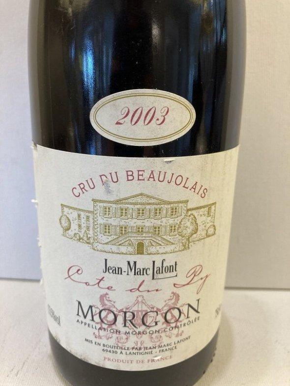 Jean-Marc Lafont Morgon