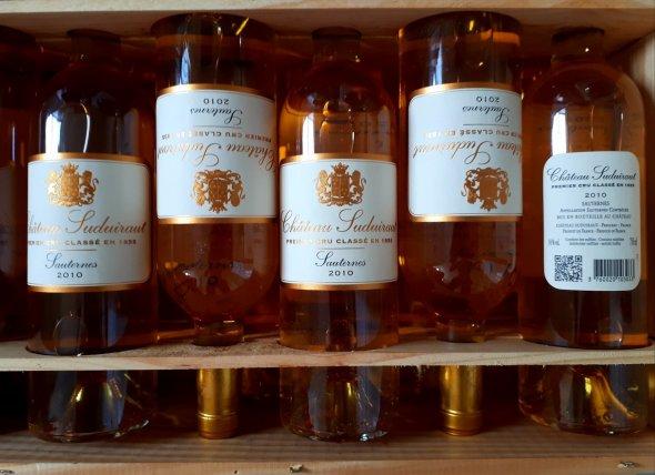 Chateau Suduiraut Premier Cru Classe, Sauternes