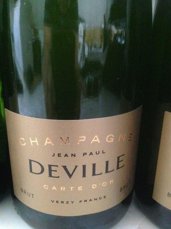 Jean-Paul Deville, NV