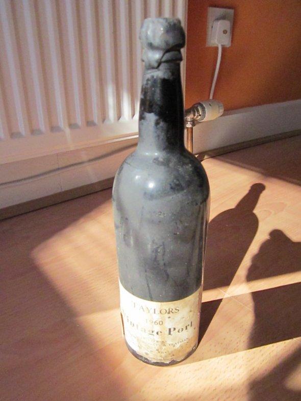 One Bottle of Taylor's  Vintage Port 1960
