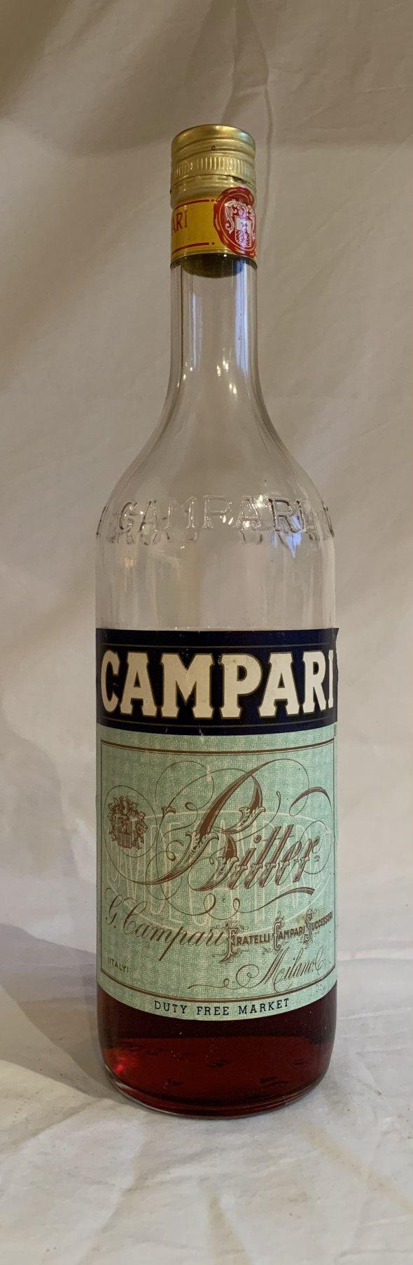 Campari, Bitter Bitters