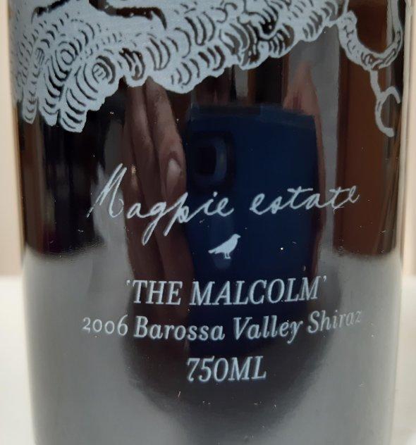 Magpie Estate, Malcolm Shiraz, RP 96-99 Pts