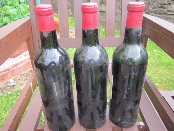 Three Bottles 1961 Chateau Lynch Bages Grand Cru Classe, Pauillac