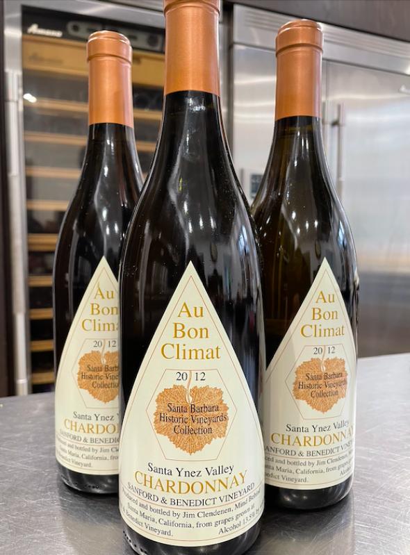Au Bon Climat, Chardonnay, Santa Barbara County