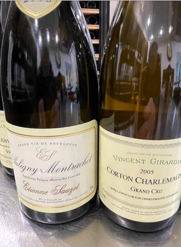 luxury burgundy selection x 6