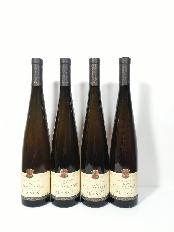 Blanck, Riesling Grand Cru, Schlossberg