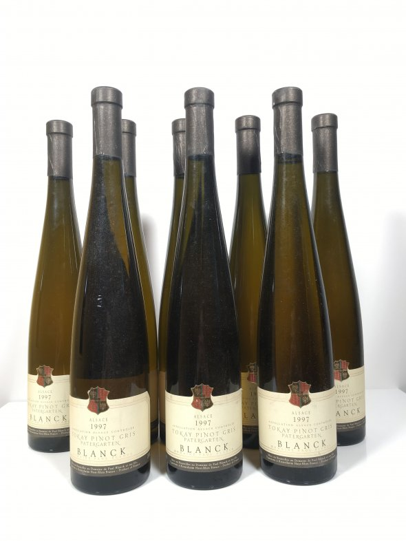 Blanck, Patergarten Tokay Pinot Gris
