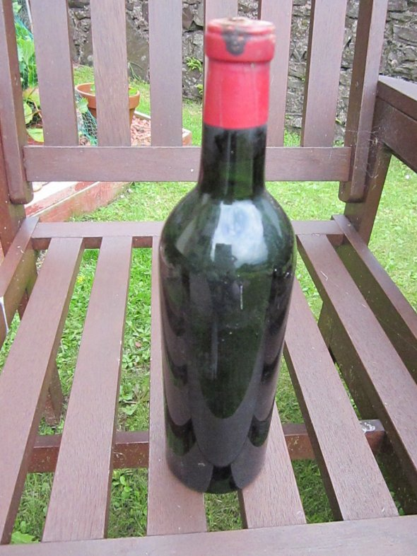 One Bottle 1961 Chateau Lynch Bages  Pauillac LS
