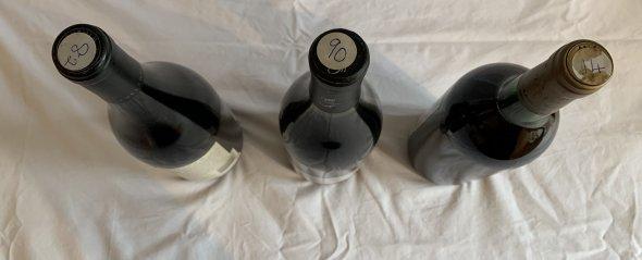 Australian fine wine collection X3