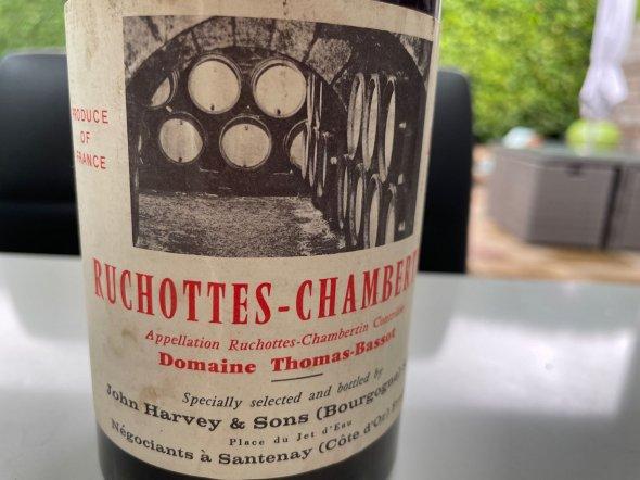 Domaine Thomas-Bassot Ruchottes Chambertin Grand Cru