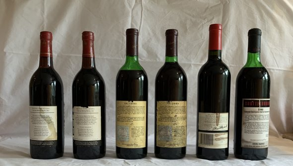 Australian Fine Wine Assortment X6