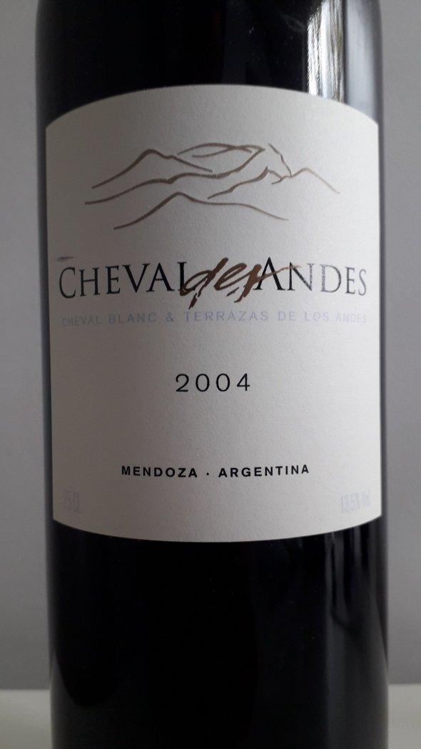 Cheval des Andes, Mendoza