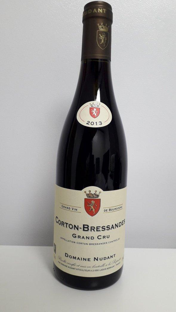 Nudant, Corton Grand Cru, Les Bressandes