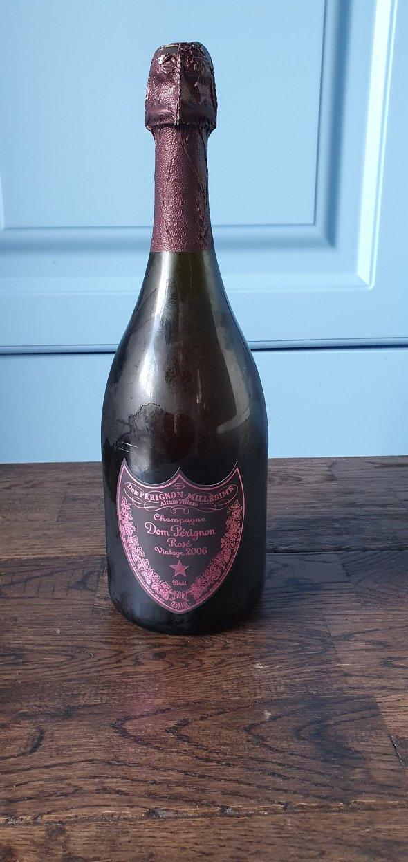 Dom Perignon, Rose