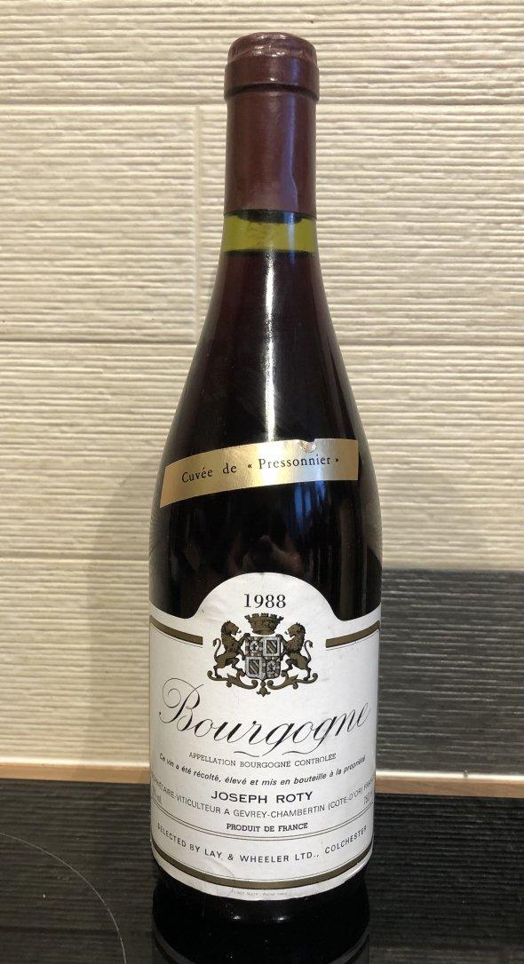 Bourgogne Joseph Roty
