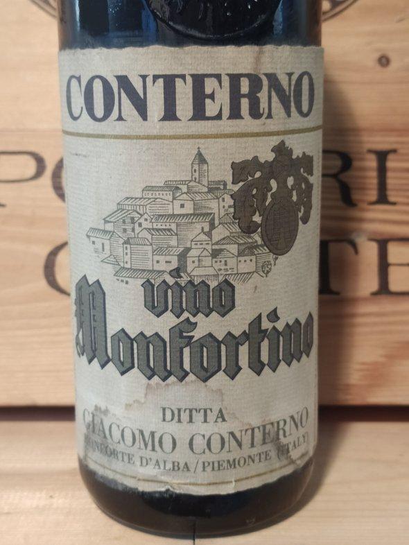 Giacomo Conterno, Barolo, Monfortino Riserva