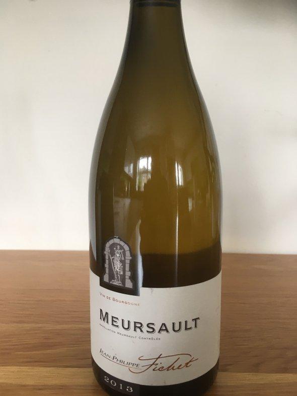 Jean-Philippe Fichet, Meursault Blanc, Burgundy, Meursault, France, (TWS Stored)