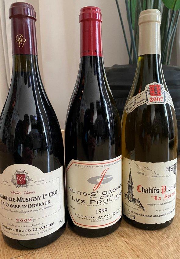 Burgundy Premier Cru Exploration