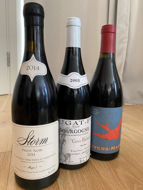Pinot Noir from Around the World