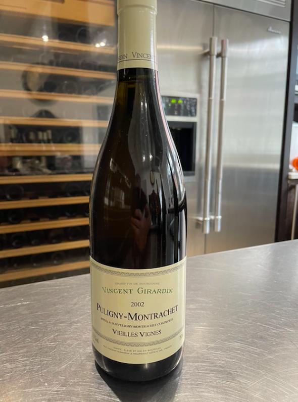 Vincent Girardin, Puligny-Montrachet Premier Cru,Vieilles Vignes