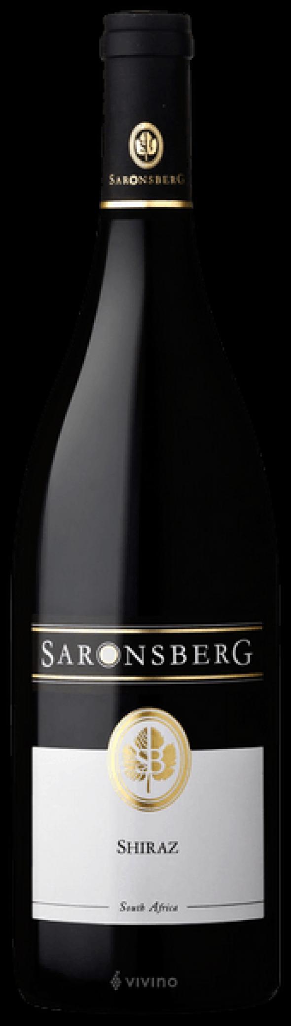 Cape Winemakers Guild (Dewaldt Heyns), Saronsberg Die Erf Shiraz, Swartland
