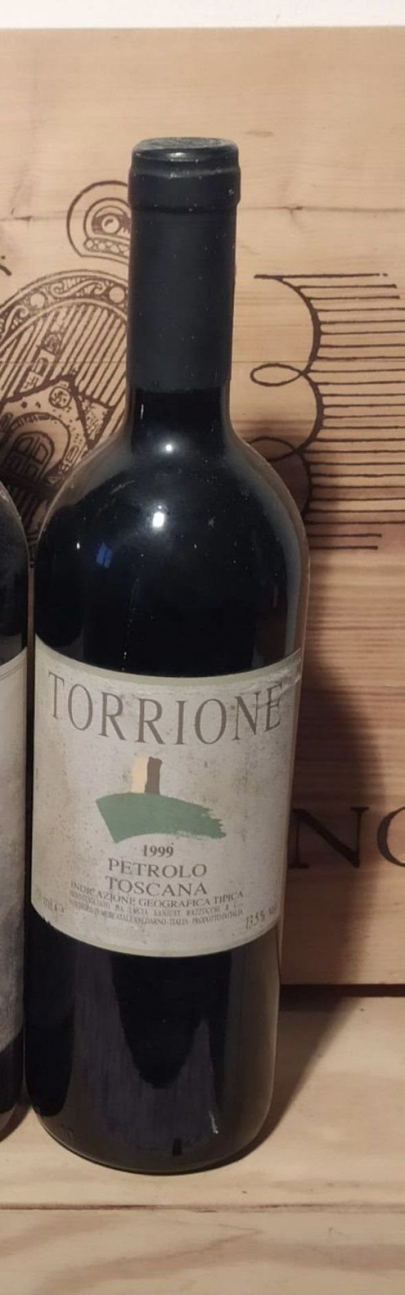 Petrolo, Torrione, IGT