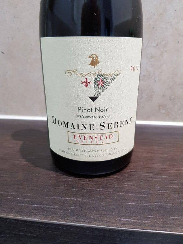Domaine Serene, Evenstad Reserve Pinot Noir - 93 points