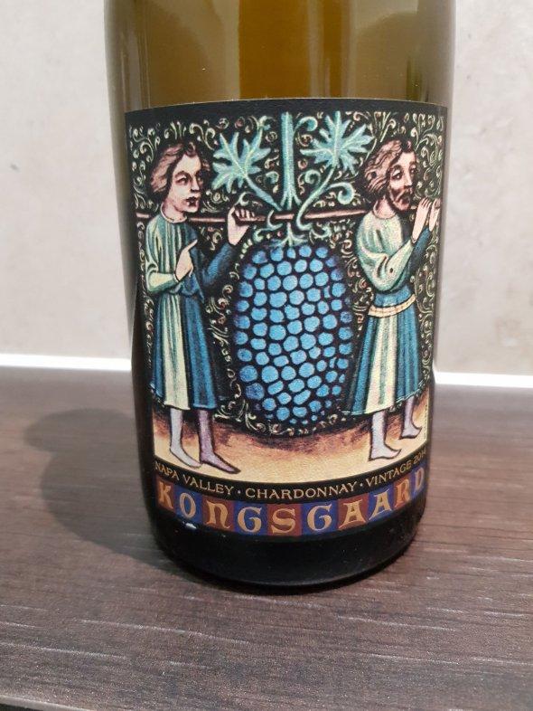 Kongsgaard, Chardonnay - 94+ points