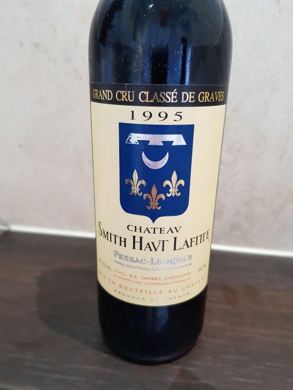 Chateau Smith Haut Lafitte Cru Classe, Pessac-Leognan