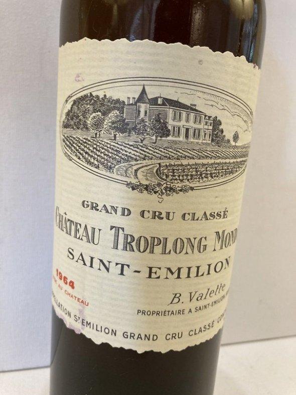 Chateau Troplong Mondot Premier Grand Cru Classe B, Saint-Emilion Grand Cru