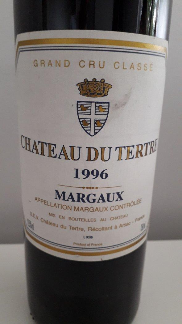 Chateau du Tertre 5eme Cru Classe, Margaux
