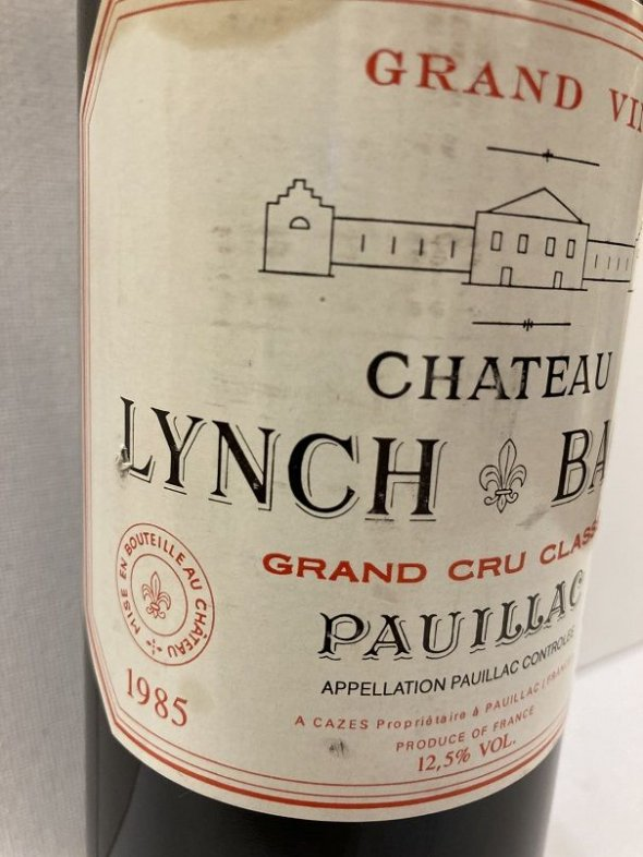 Chateau Lynch Bages 5eme Cru Classe, Pauillac