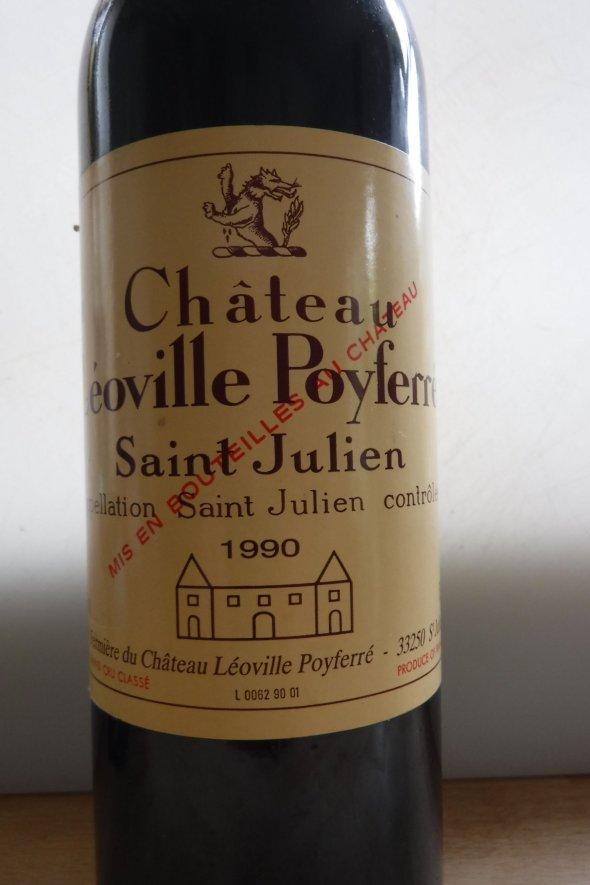 Chateau Leoville Poyferre 2eme Cru Classe, Saint-Julien