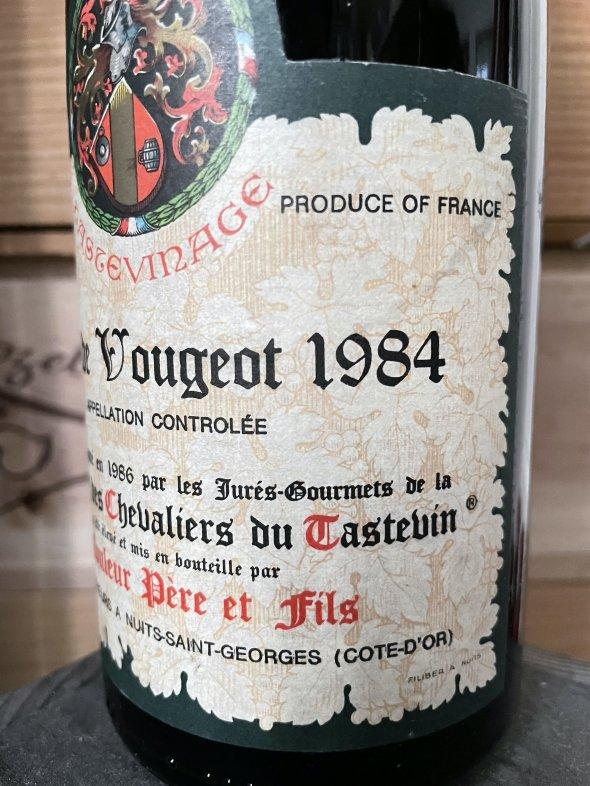 1984 Dufouleur Freres, Clos de Vougeot Grand Cru