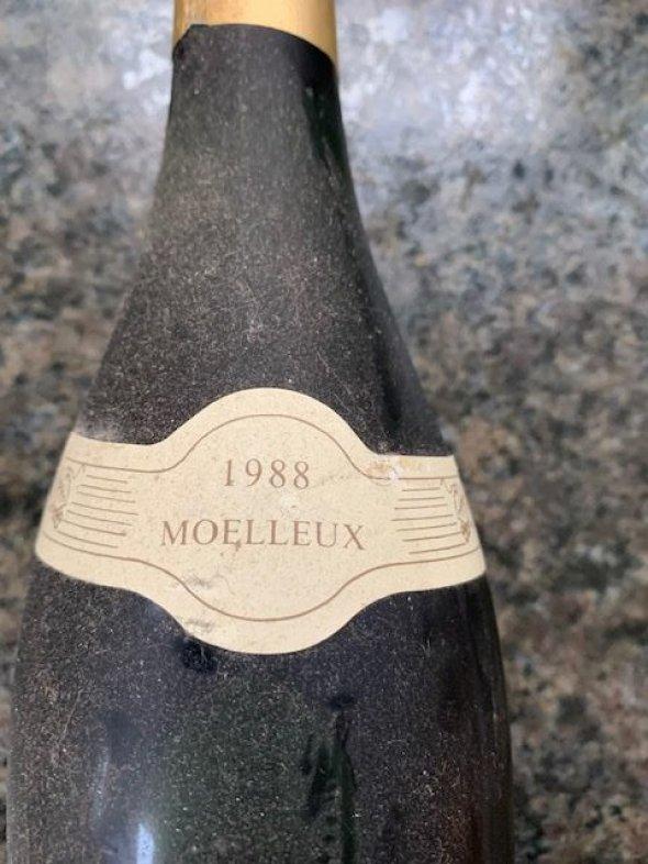 Clos du Bourg  Vouvray Moelleux