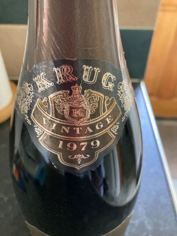 Krug, Vintage Brut