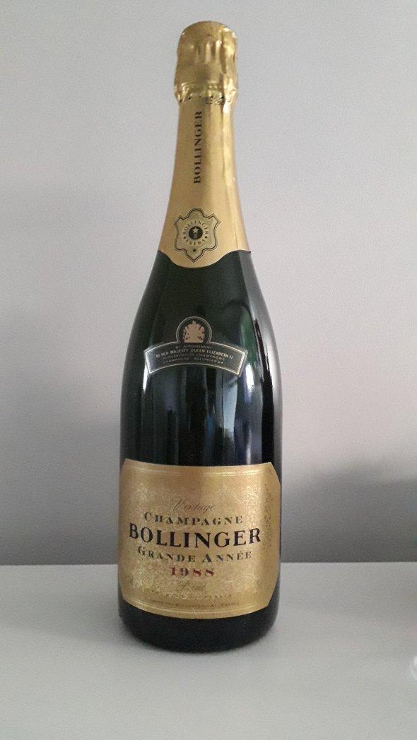 Bollinger, La Grande Annee