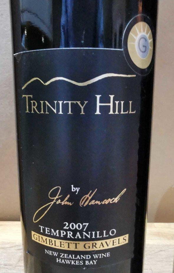 Trinity Hill, Tempranillo, Gimblett Gravels