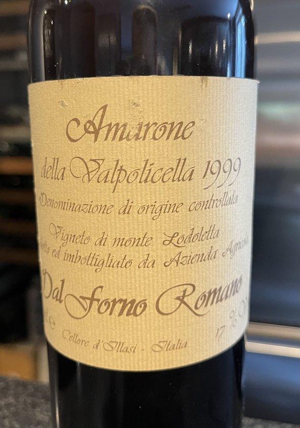 Dal Forno Romano, Amarone della Valpolicella