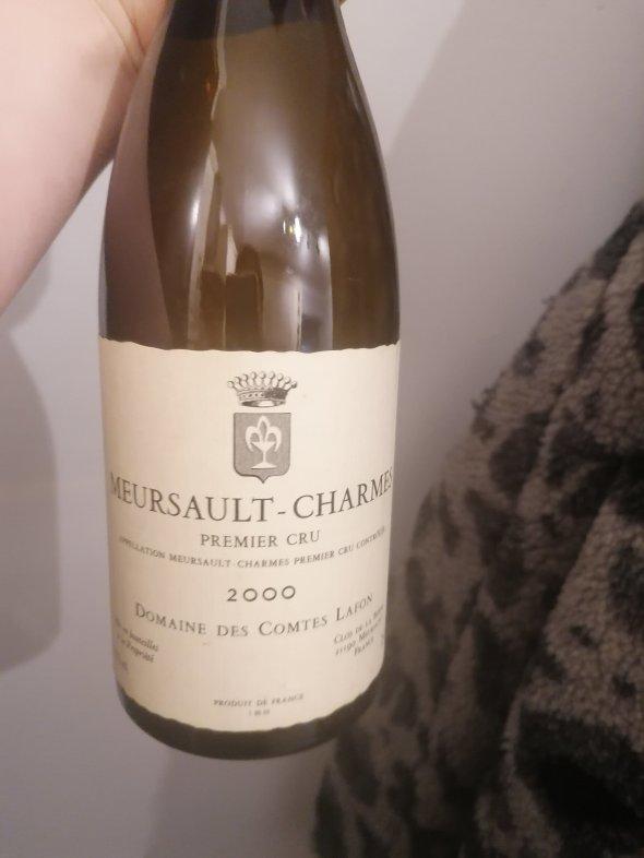 Meursault-Charmes Premier CRU Domaine Des Comtes Lafon White