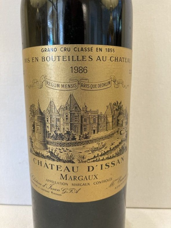 Chateau D'Issan 3eme Cru Classe, Margaux