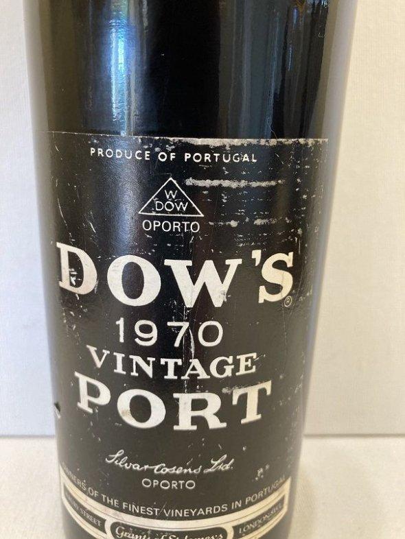 Dow s, Vintage Port