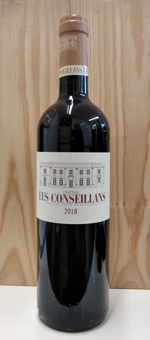 Mixed case of Bordeaux reds