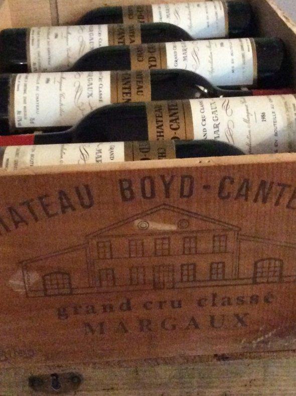 Chateau Boyd-Cantenac 3eme Cru Classe, Margaux