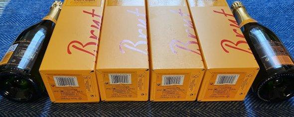 Veuve Clicquot, Yellow Label Brut