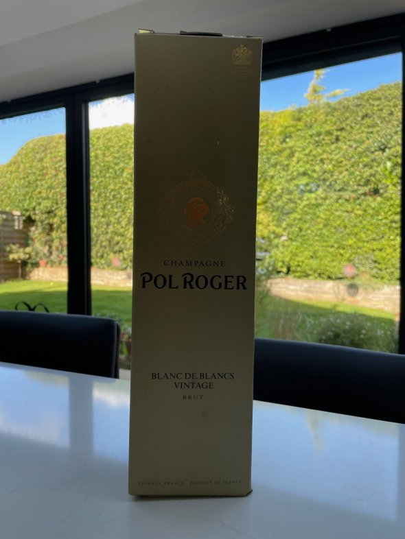 Pol Roger, Blanc de Blancs Vintage 2008