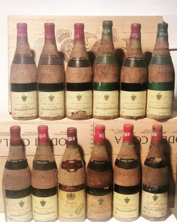 Age, Siglo Crianza, Rioja