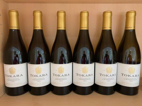Tokara, Chardonnay, Stellenbosch